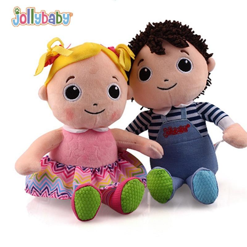 Birthday Toys For 9 : Cartoon plush toys cute babies dolls girls boy baby