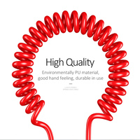 USAMS Jack 3.5 Audio Cable 3.5mm Speaker Line Aux Cable for iPhone 6 Samsung galaxy s8 Car Headphone Xiaomi Samsung Audio Jack