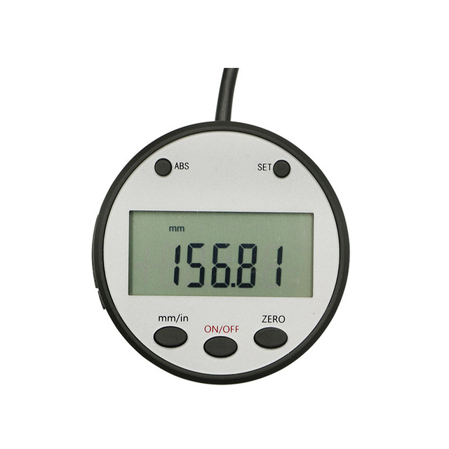 Useful Precise Vertical and Horizontal Scale Electronic Gauge