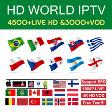 IPTV Spanish Channel UK Italy Spains france Germany Portugal Android Box Enigma2