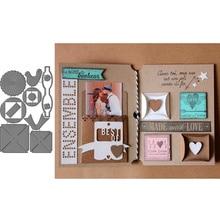 цена the Combos Decorations in Volume Metal Cutting Dies Stencils for DIY Scrapbooking Album Stamp Card Embossing New 2019 Die Cut онлайн в 2017 году