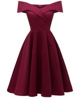 Prom Dress Short For Plus Size Women Party Night A Line Ball Gown Elegant Knee Length Dresses