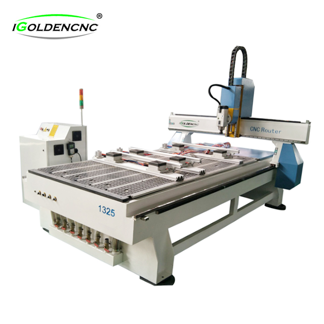 Most Popular 4 Axis 1325 CNC Router Machines 48 X 48 Wood Carving Engraving Cutter Wooden Toys Crafts