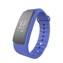 Новый Водонепроницаемый IP67 Смарт-часы I3Hr с монитор сердечного ритма шагомер Смарт Браслет с Сенсорный экран