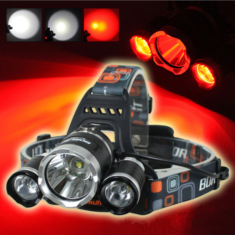 BORUIT RJ-3000 1xCREE XML T6+2xCREE R2 Red Light 3-Mode USB Rechargeable LED Headlamp (2x18650) sitemap 46 xml