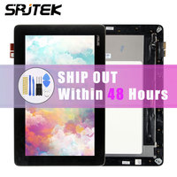 New 10 1 Inch For Asus Transformer Book T200 T200TA Full LCD Display Touch Screen Digitizer