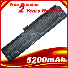 High quality Laptop Battery For Toshiba Satellite PA3634U C650 C655 C655D C660 C670 PA3817U 1BAS PA3817U 1BRS