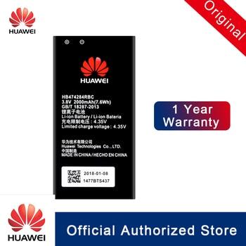 Huawei 100% оригинал Батарея HB474284RBC для huawei Honor 3C Lite C8816  C8816D G521 G615 G601 G620 Y635 Y523 Y625