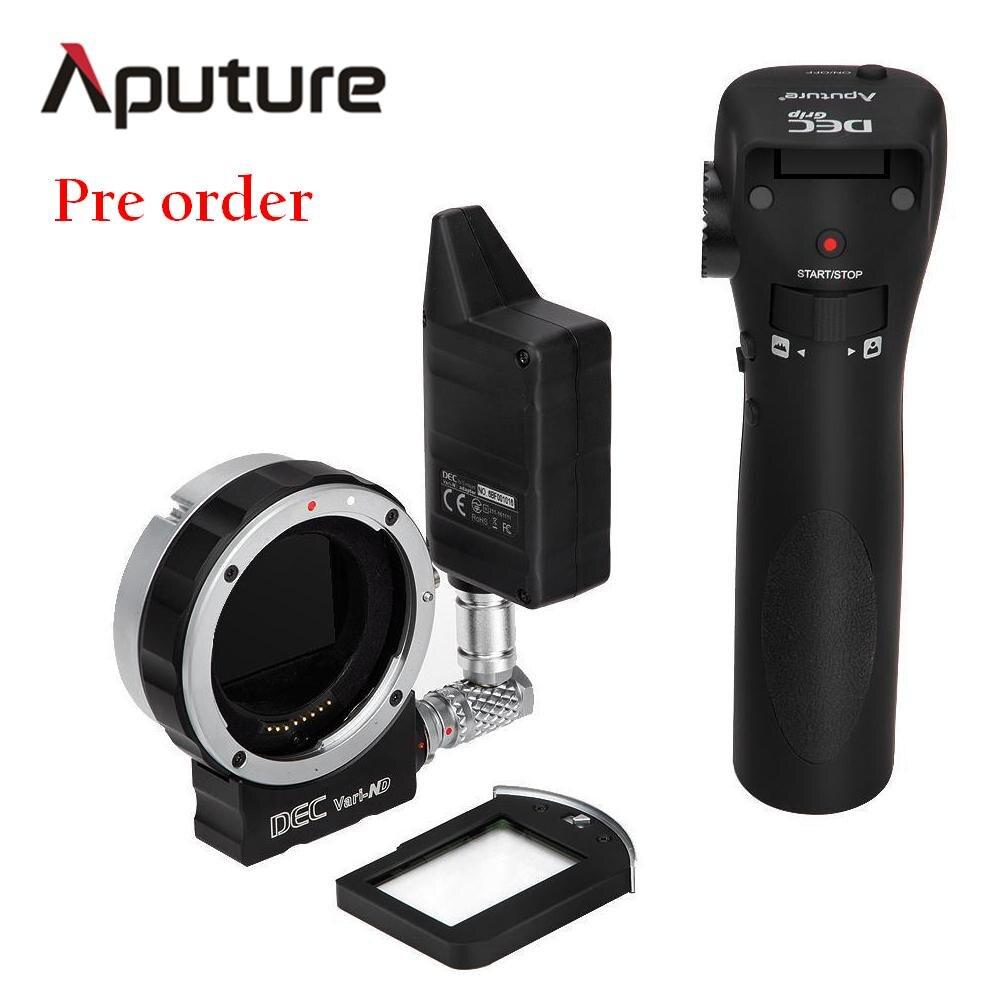 Presale Aputure New DEC Vari-ND for MFT mount  Wireless Remote Adapter ND Adapter lenses multi-steps light adjusting