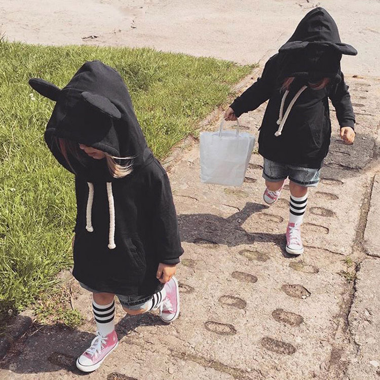 HTB1U271XIrHK1JjSszcq6Ah4VXaS - 1-5Yrs Children Hooded Sweatshirt Boys Cute Bear Ears Animal Hoodies Unisex Kids Clothing Girls Tops Coats Baby Casual Outwear