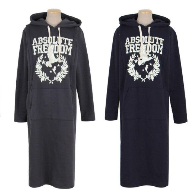 Autumn maternity dress pregnancy wear fleece jacket winter large size maternity font b coat b font