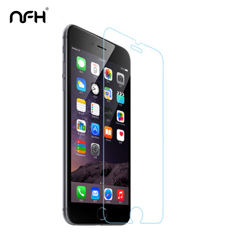 0.3mm Tempered Glass for Apple iPhone 6 6S Screen Protector Explosion protection 9H Hard Film Original NFH Case On 6 S 4.7