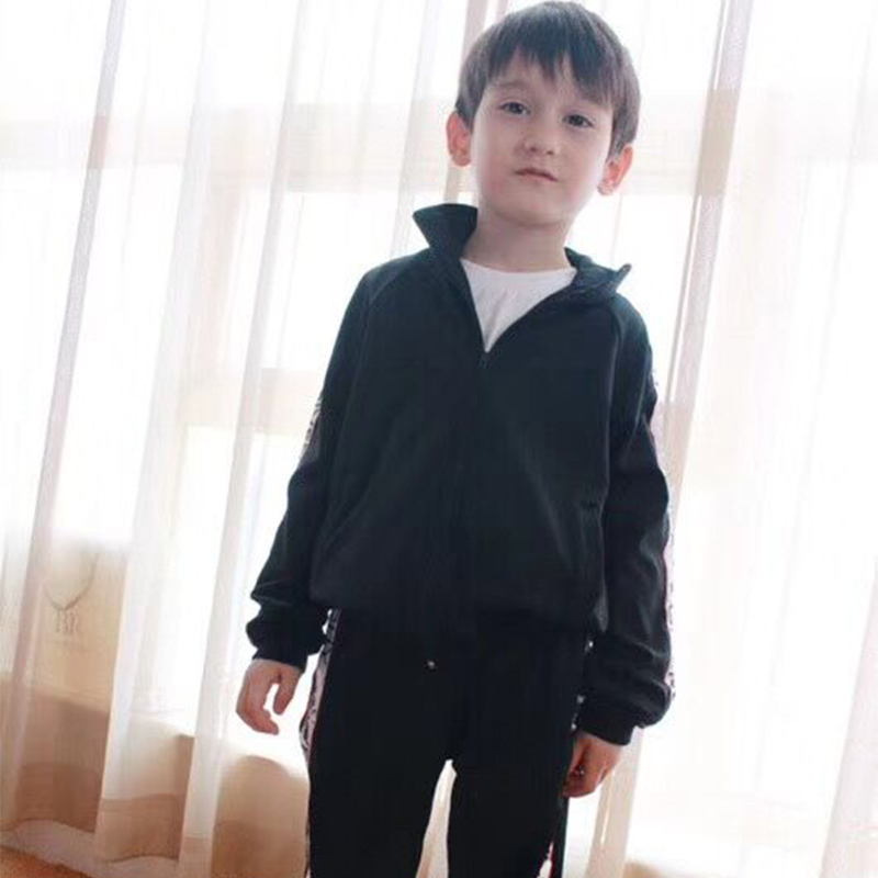 Kids Spring Autumn Clothing Sets Children Boys Tracksuits Girls Brand Sport Suits Kids Zipper Jacket +pants 2pcs Set original for acer for aspire v3 551 laptop motherboard fs1 q5wv8 la 8331p 100% tested good
