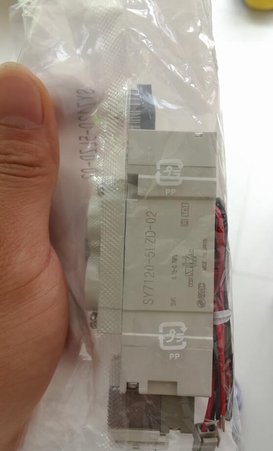 цена на SMC Solenoid valve SY7120-5LZD-02 New original authentic