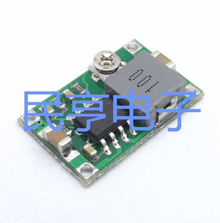 Mini-360 step-down power supply module. DC DC ultra small power module Vehicle mounted power supply Ultra LM2596(China (Mainland))
