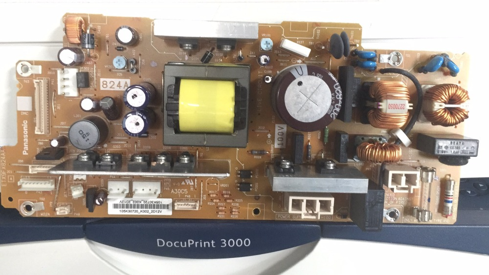 110V Power Supply Board For Fuji Xerox Docuprint 3000 Printer