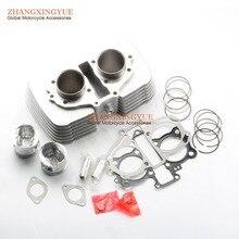 Cylinder Kit  for HONDA CMX250 CB CB250 CA250 CM 250 CMX250 Rebel 250 12100 KBG 671