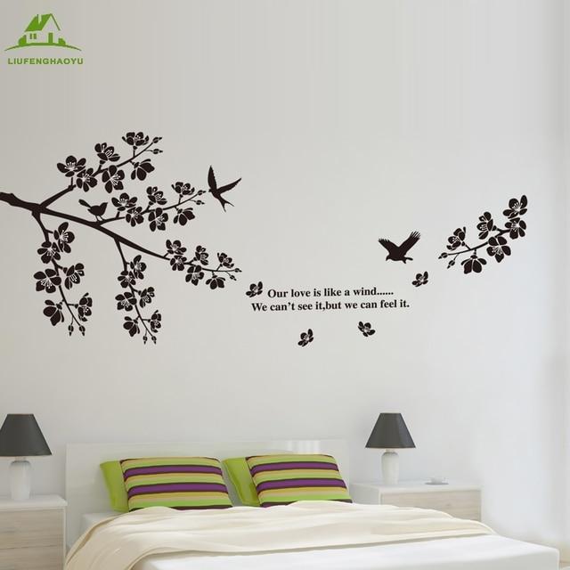 Bedroom Wallpaper Trees