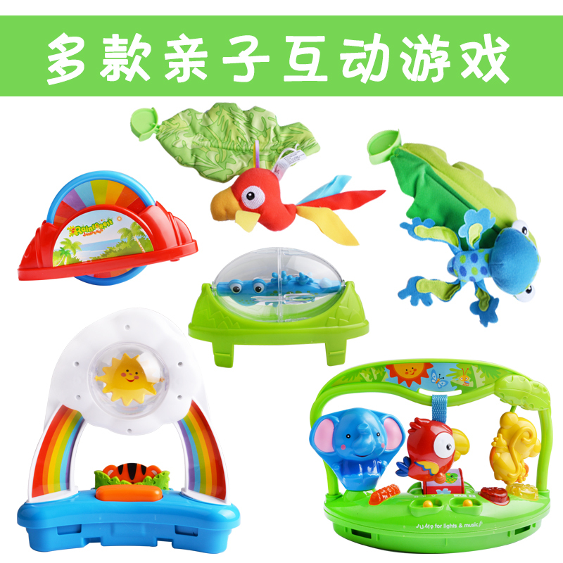 f11f7fef0 Musical Baby Activity Center Rainforest Jumperoo Baby Walker Bouncer ...
