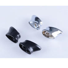 Harley accessories 4 5 Led Passing Fog Lights Housing Bucket bracket connector For Harley Street Glide