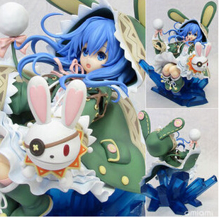 21cm Date A Live Yoshino Action Figures PVC brinquedos Collection Figures toys for christmas gift free shipping 12pcs set children kids toys gift mini figures toys little pet animal cat dog lps action figures