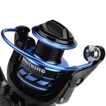 KastKing Pontus 9KG Max Drag Dual Stopping System Bass Fishing Reel Front and Rear Drag Freshwater Saltwater Spinning Reel