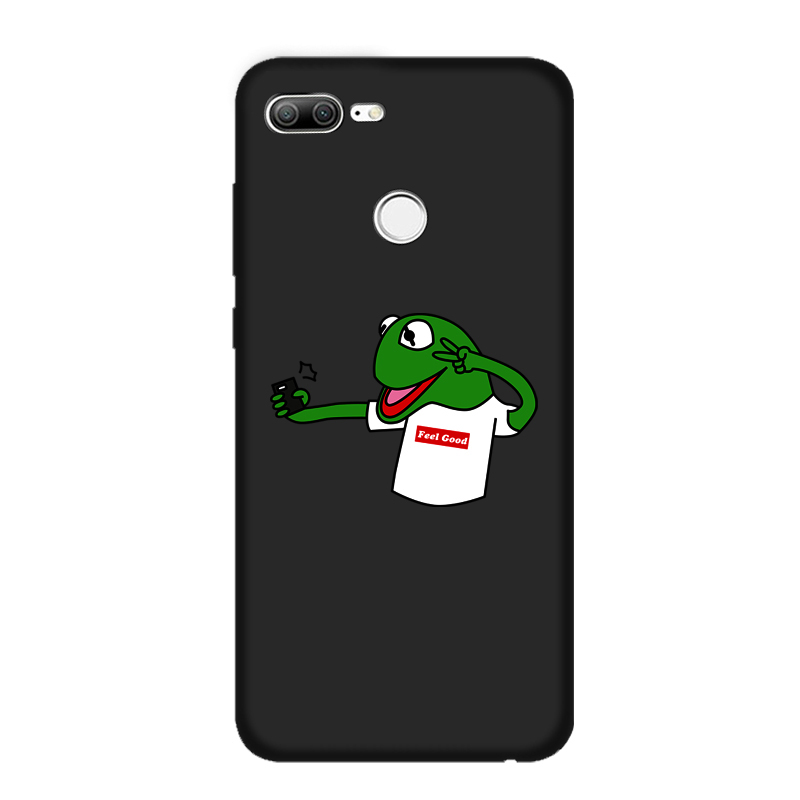 Izykey Case For Huawei Mate 10 Lite Moon Space Bear Silicone Phone Back Cover For Huawei Mate 10 Lite Protective Coque Phone Bags & Cases Half-wrapped Case