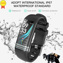 купить SmartBand high quality Fitness Tracker Heart Rate Blood Pressure Monitor Sport Watches Smart Bracelet For IOS xiomi pk band M3 4 дешево