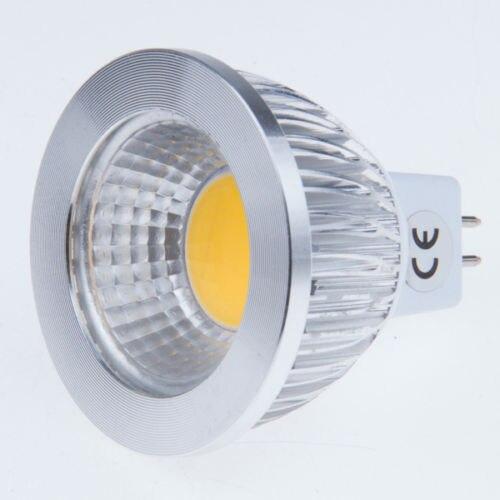 High Power Lampada Led MR16 COB 9W 12W 15W Dimmable Led Cob Spotlight Warm White/Pure White/ Cool White MR 16 12V Bulb Lamp