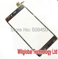 Бесплатный 3 М клей + Оригинальный Alcatel One Touch Idol Alpha 6032A 6032X сенсорный Экран Digitizer Панель Стекла Бесплатная Доставка