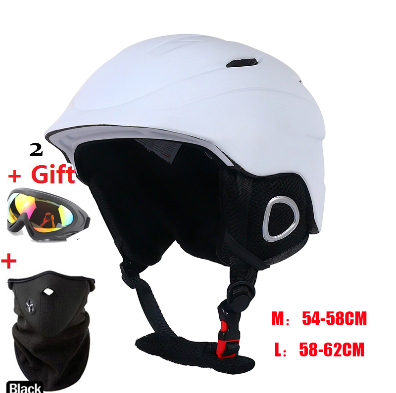 Arrive in 18-29 days!  Skiing Snowboard Helmet Integrally-molded Ultralight Breathable MOON Ski Helmet Women Men CE Quality pink ski helmets cover motorcycle skiing helmets best outdoor safety helmet for skiing snowboard skating adult men women