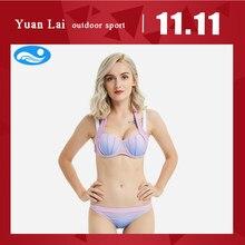3e8169ee6dd1ad 2018 YuanLai Bikini 2018 Kobiet Strój Kąpielowy Bikini Stroje Kąpielowe  Push Up Kobiet Kąpielowy Kostium Kąpielowy Stroje Kąpiel.