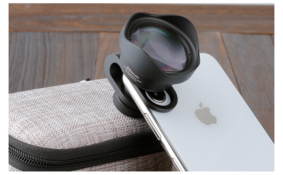 Wide-angle Fisheye filter Lens 17