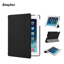 Case for iPad 2 3 4 Easyacc Soft Back Folio Stand with Auto Sleep/Wake Up PU Leather Smart Cover