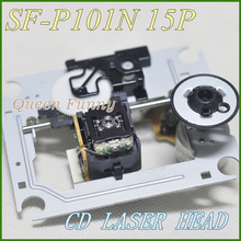 SF P101N SF P101(15PIN) Optical pickup with Mechanism SF 101N / SF 101 SFP101N (DA11 15P) for CD/VCD player DA11 laser lens