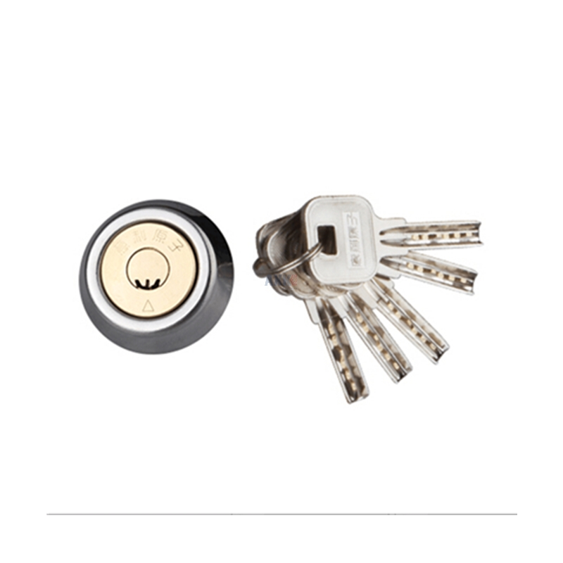 US $18 62 8% OFF|Old fashioned exterior anti theft wooden iron door lock  dark lock Anti mite anti tin foil 1 0mm thick cut left open Send lock-in
