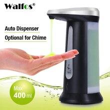 Liquid-Soap-Dispenser Smart-Sensor Bathroom Automatic Sanitizer Electroplated Touchless