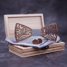 Dřevěný motýlek set – Herbert