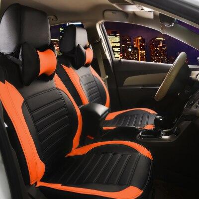 Car Seat Covers Leather Cushion Set Auto For Kia Freddy K2