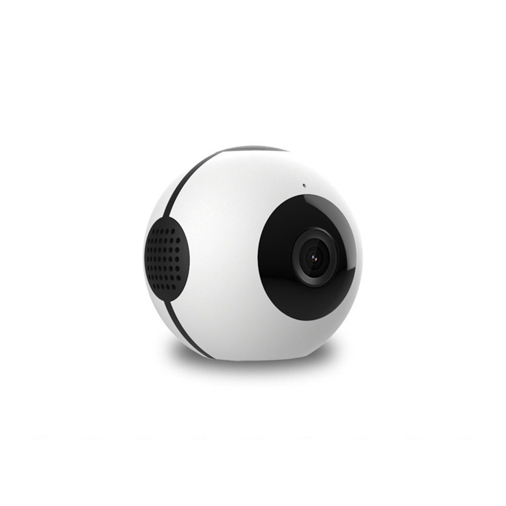C8 New Ping Pong Appearance Smart Home Portable Small Monitoring Wireless Wifi Remote Monitoring Home Security IP Security Camer in Surveillance Cameras from Security Protection