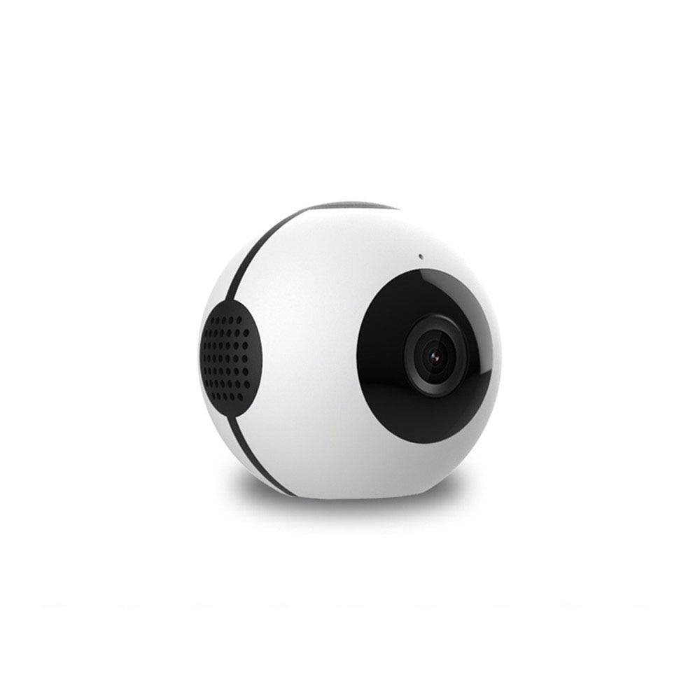 C8 nouvelle apparence de Ping-Pong maison intelligente Portable petite surveillance sans fil Wifi surveillance à distance sécurité à domicile IP sécurité Camer