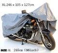 Tamanho 246*105*127 cm Tamanho XL Moto Moto Moto Cruiser Scooter Tampa UV À Prova D' Água Ao Ar Livre