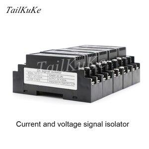 Image 1 - WS1521 信号アイソレータ 4 20mA dc 電圧変換器電流 電圧モジュール 0 10V0 5V
