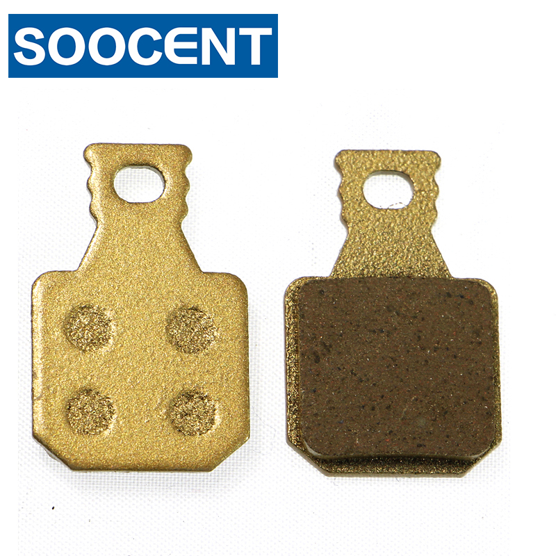 4 Pairs/Lot Copper Alloy Sintered Bicycle Brake Pads for Magura MT5 MT7 2014 SH901 M5 M7 MTB Mountain Bike Brake Disc Parts