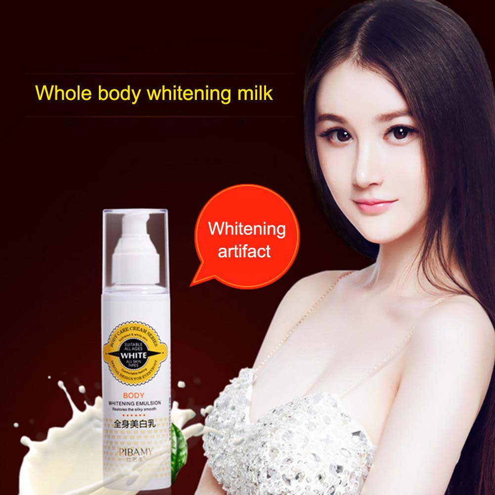 New Skin Whitening Bleaching Cream Beauty Lasting Moisture Neck Knee Moisturing Brightening Body 998 For Body Care