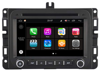 S190 Android 7 1 Car DVD Player Audio For DODGE RAM 1500 2014 GPS Bluetooth Radio