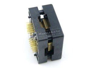 Image 3 - QFP64 TQFP64 LQFP64 PQFP64 OTQ 64 0.5 01 Enplas QFP IC Test Burn In Socket 0.5mm Pitch