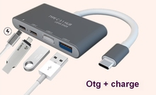 card Otg Type-C charging