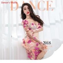 Profesjonalny, niestandardowy, brzuch spektakl taneczny usługi kobiety 2018 nowa seksowna moda garnitur luksusowy biustonosz + Sexy długa spódnica 2 sztuk
