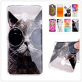 UV Printed Cartoon TPU Gel Case For Alcatel One Touch Pop 3 5.5 5025D 5025 Case Back Cover Soft Silicone Bag Skin Cases In Stock